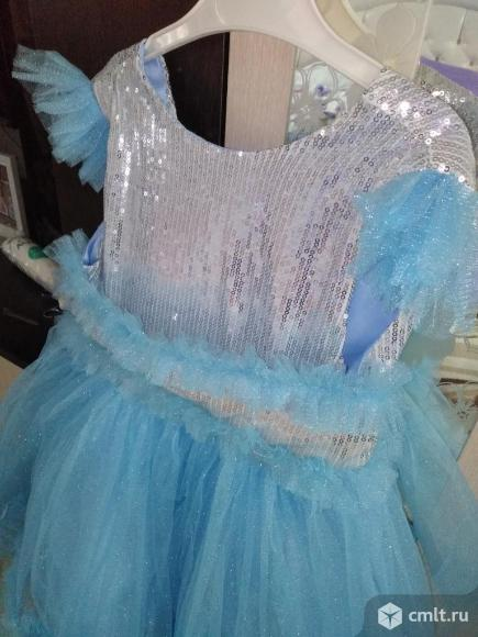 Красивое платьице. Фото 5.