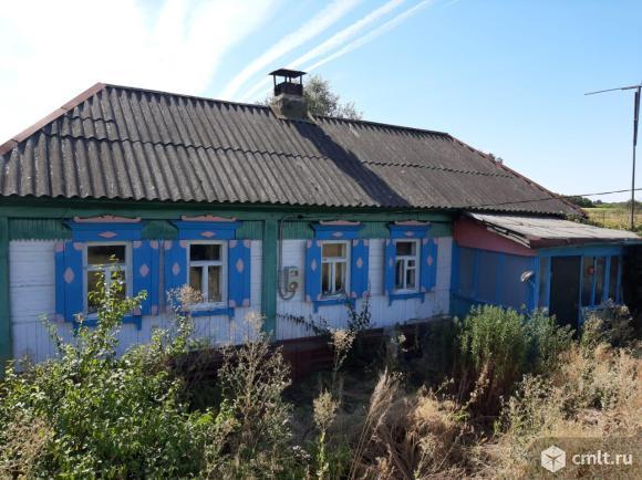 Бобровский район, Липовка. Дом, 32 кв.м, 30 соток, свет. Фото 1.