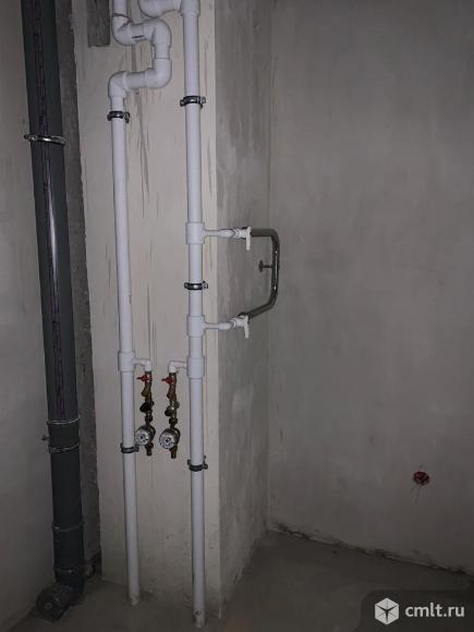 1-комнатная квартира 43,95 кв.м. Фото 10.