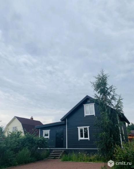Продается: дом 120 м2 на участке 6.8 сот.. Фото 1.
