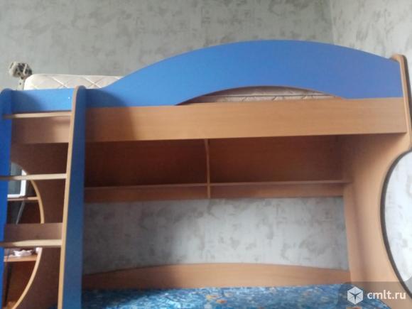 Двухъярусная кровать. Фото 4.