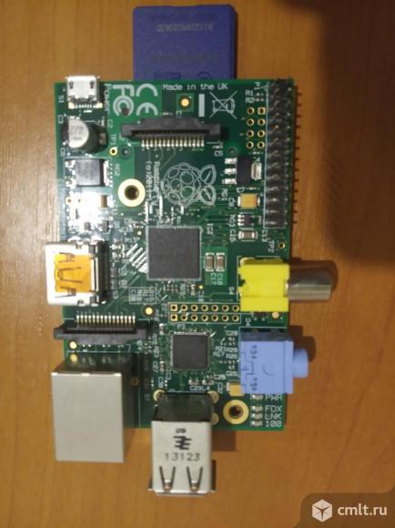 Raspberry p1 (c) 2011.12. Фото 3.
