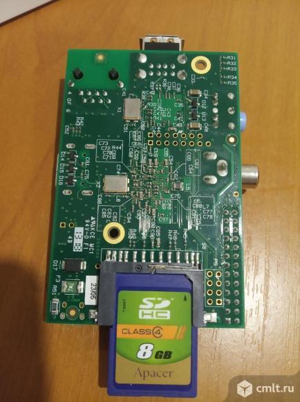 Raspberry p1 (c) 2011.12. Фото 1.