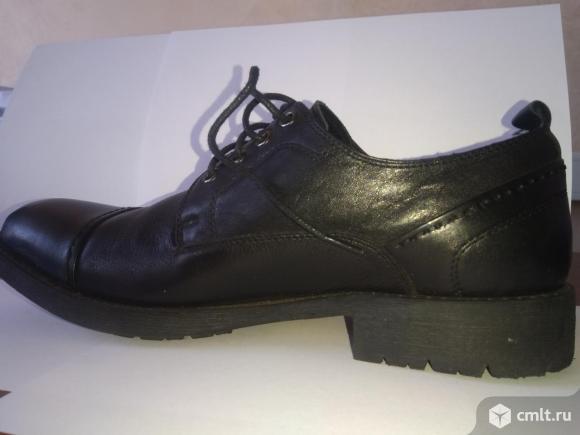 Продаю мужские туфли. Фото 1.