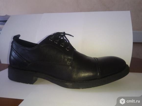 Продаю мужские туфли. Фото 2.