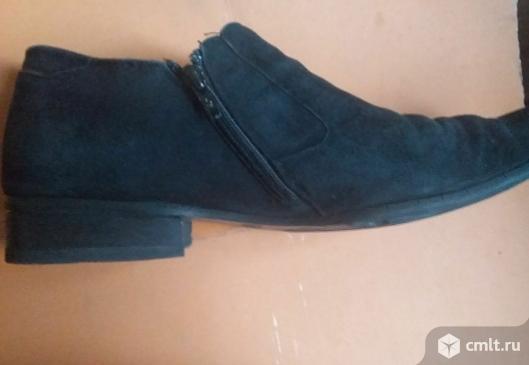 Мужская обувь Morris. Фото 1.