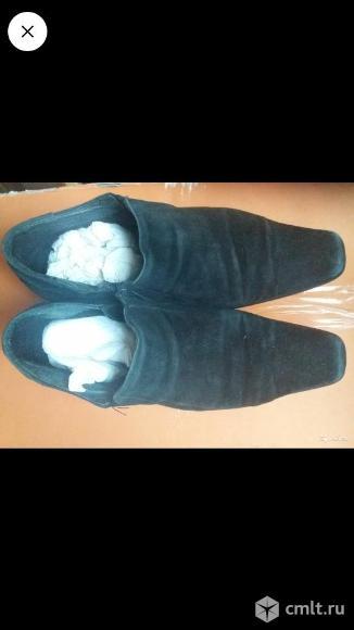 Мужская обувь Morris. Фото 2.