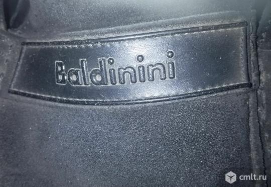 Итальянские мужские мокасины Baldinini. Фото 3.