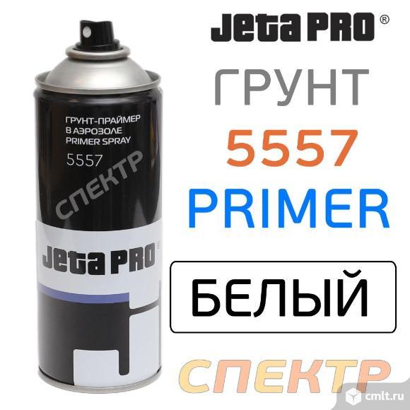Грунт-спрей JetaPRO P0319 (400мл) БЕЛЫЙ. Фото 1.