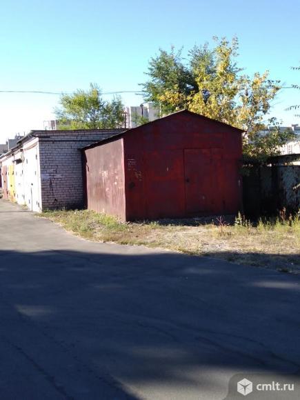 Металлический гараж Шинник-3. Фото 4.