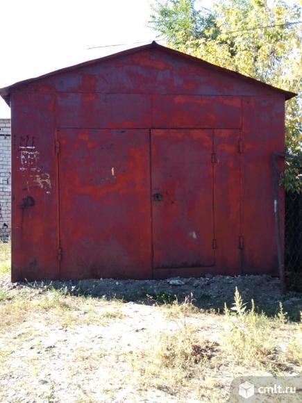 Металлический гараж Шинник-3. Фото 1.
