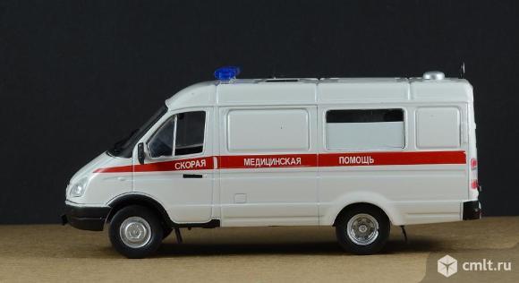 """Автомобиль на службе №11 Газ-32214 """"Газель"""" Скорая медицинская помощь. Фото 5."""