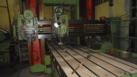 Продольно-строгальный станок 7212, для обработки методом строгания и фрезерования корпусных, базовых деталей. Размер стола 1120*4000 мм. Габариты станка: 9950*4500*3800 мм; вес 35000 кг.