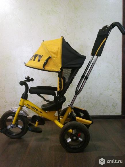Детский трёхколёсный велосипед. Фото 3.