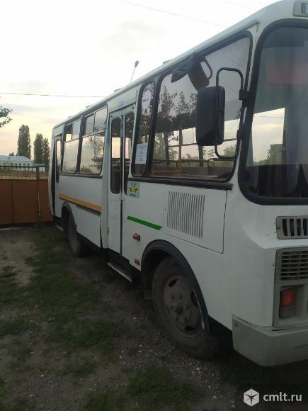 Автобус ПАЗ 3205 - 2011 г. в.. Фото 1.