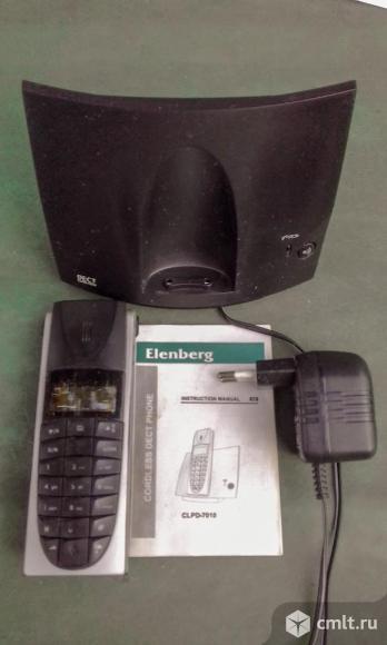 Радиотелефон Elenberg. Фото 1.