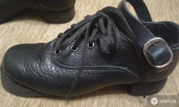 Туфли для ирландских танцев. Фото 1.