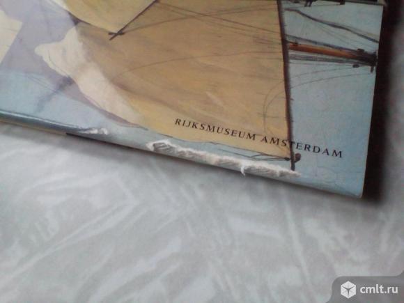 Нидерланды Буклет 50 гульденов, 1998 350 лет Мюнстерскому миру. Серебро 0.925, 25g, o 38mm. Фото 6.