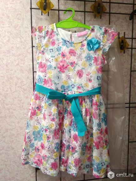 Платье лёгкое с подкладкой. Фото 1.