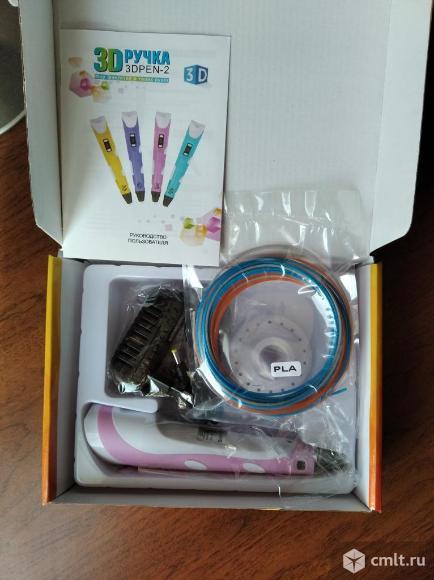3D ручка второго поколения с дисплеем. Фото 3.