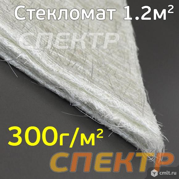Стекломат Ortex (300г/м2, 1.2м2) эмульсионный. Фото 2.