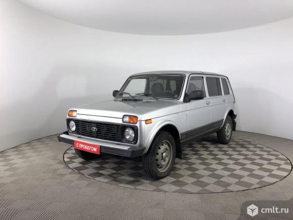 ВАЗ (Lada) 4x4 (Нива) - 2011 г. в.. Фото 1.