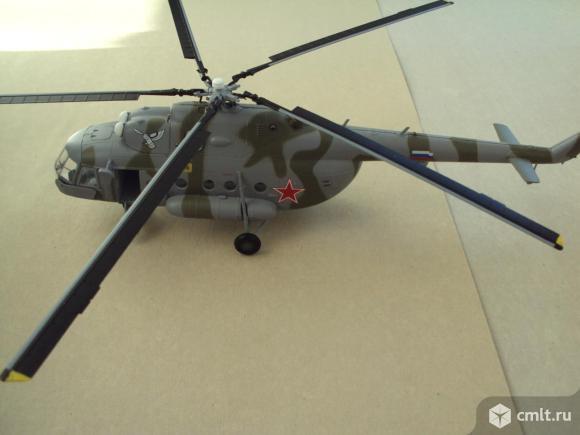 Вертолёт Россия Air Mi-17. Фото 7.