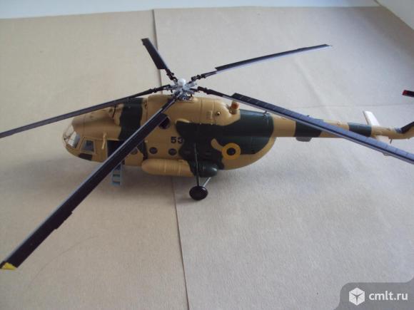 Вертолёт Ukraine Air Mi-8T. Фото 7.