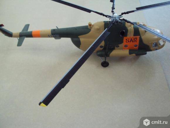 Вертолёт Germany Хели немецкая армия спасения Mi-8T. Фото 7.