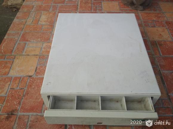 Ящик для купюр и монет. Фото 1.