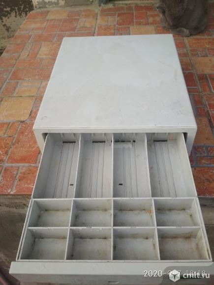 Ящик для купюр и монет. Фото 2.
