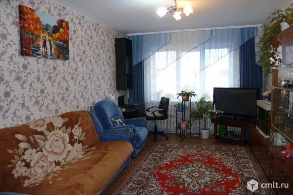 3-комнатная квартира 68,4 кв.м. Фото 1.