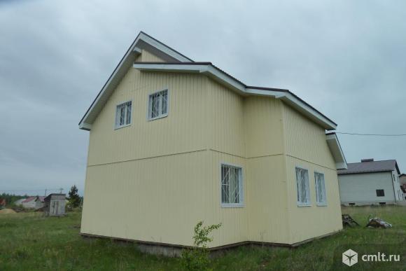 Дом 118 кв.м. Фото 1.