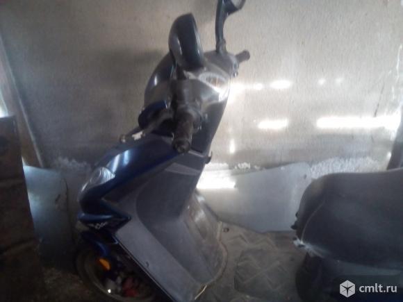 Скутер Corsa. Фото 5.