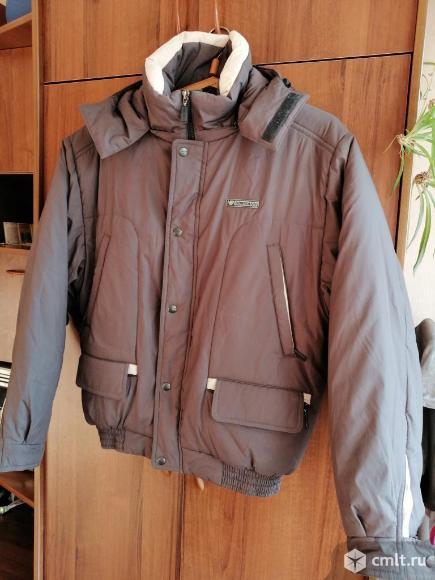 Куртка мужская зимняя. Фото 1.