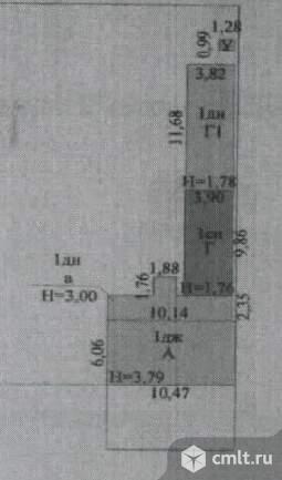Продается: дом 53.7 м2 на участке 9.28 сот.. Фото 7.