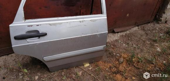 Для ВАЗ-2115 дверные картеры, 4 шт., б/у. Фото 1.