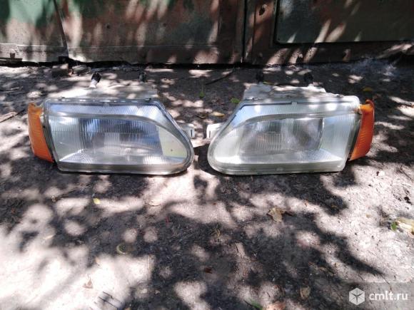 Для ВАЗ-2115 дверные картеры, 4 шт., б/у. Фото 3.