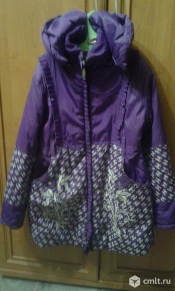 Пальто. Фото 1.