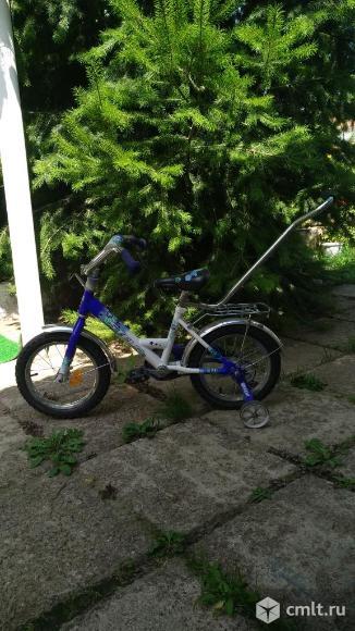Детский велосипед.. Фото 1.