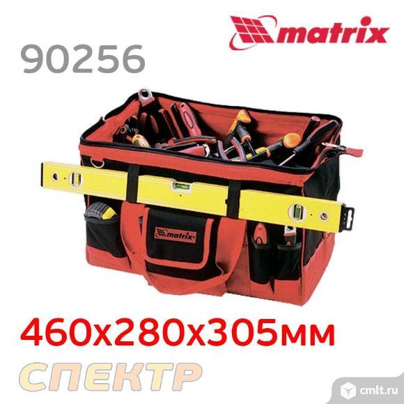 Сумка для инструмента MATRIX 90256 (32 карманов). Фото 1.