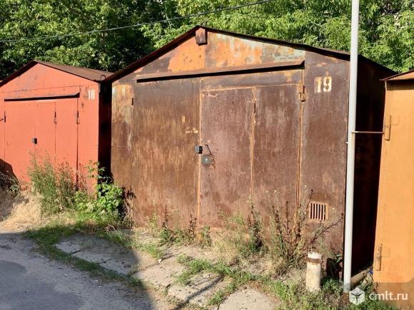 Металлический гараж 19 кв. м Металлист. Фото 2.
