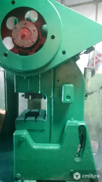 Пресс механический 40 т. Фото 1.