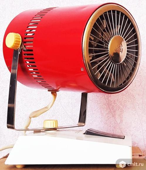 Тепловентилятор, обогреватель, тепловая пушка Хёвел 1250 Ватт. Фото 1.