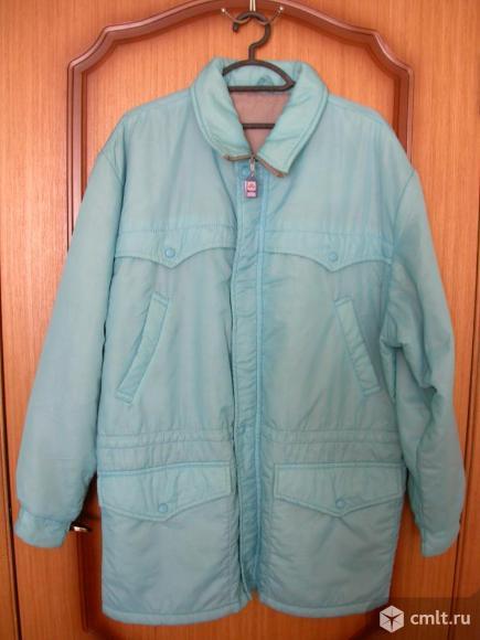 Куртки женские, р. 46-48, б/у, 2 шт., по 260 р. Фото 1.