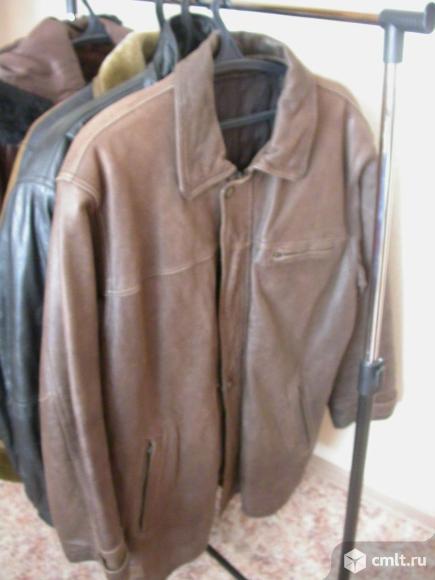 Куртки мужские, р. 50-52, б/у, по 1.8 тыс. р. Фото 11.