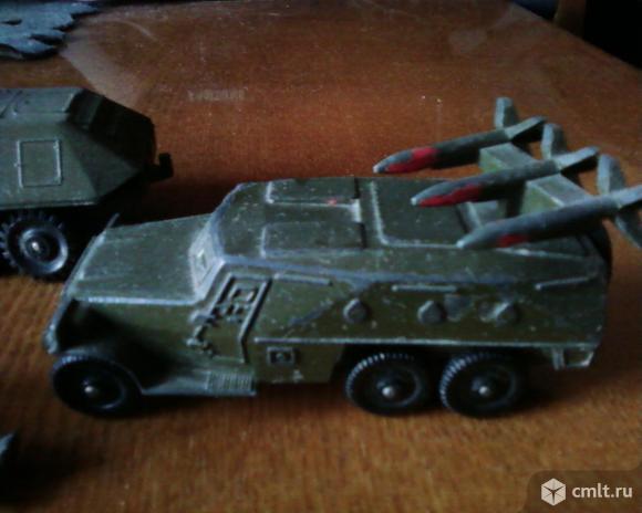 Военные модельки ссср. Фото 4.