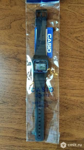 Электронные часы Casio F-91W. Фото 2.