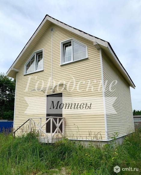 Продается: дом 86 м2 на участке 4 сот.. Фото 1.