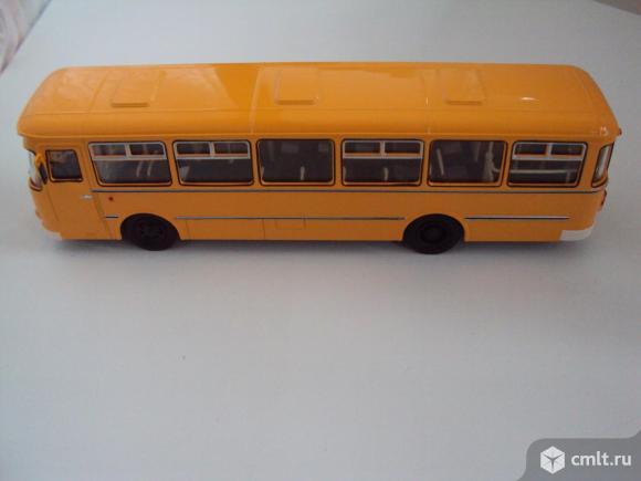 Автобус Лиаз 677м. Фото 6.